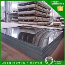 Mirror Polished Stainless Steel 201 304 316L 430 Sheet 3.0mm thickness From China Supplier