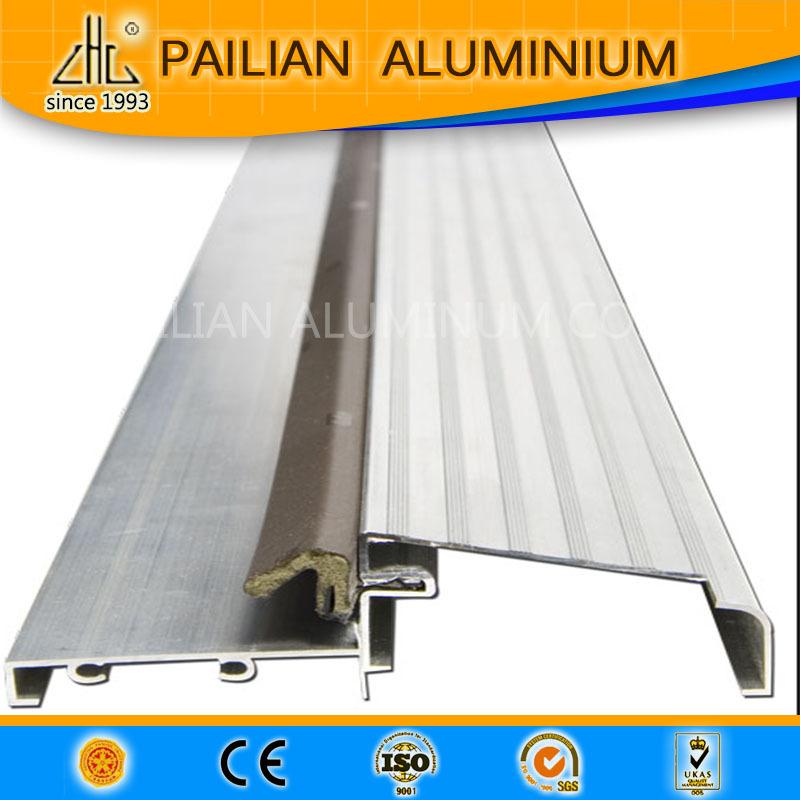 Gepoedercoat profielen voor aluminium louvre dak pergola met weerbestendige systeem om engeland - Aluminium pergola met schuifdeksel ...