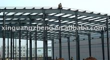 light steel structural prefabricated warehouse construction projects