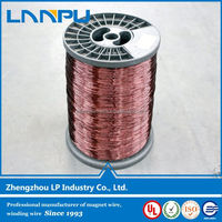 class155/180/200 UL Approved mesin kerik kawat enameled wires