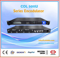 Best Selling ip qam modulator with mux &amp scr