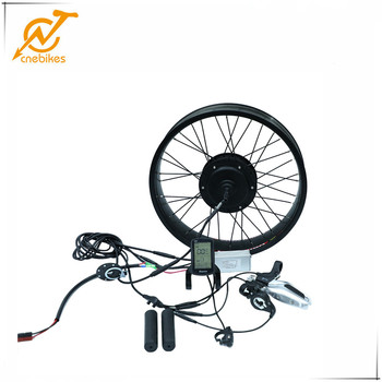 cnebikes fat tire hub motor e-bike motor kit 48v 1000w hub motor conversion kit