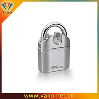 High Security Anti-theft Key Lock alarm Padlock for motorcycle