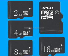 Cheap Fast Speed TF Memory Card for Phone 1/2/4/8/16/32/64 GB