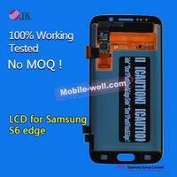 [JQX] for samsung galaxy s6 g920T G920T G920F lcd screen replace