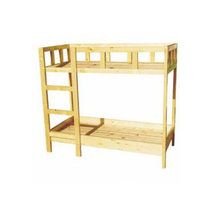 Best price polish wooden separable bunk bed