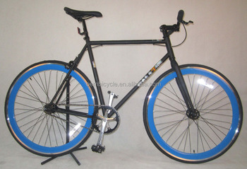 700C 50mm men's fixed gear bicycle