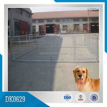 Factory Price Galvanized Large Outdoor Dog Kennel, Dog Cage, Dog Run House