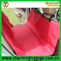 waterproof sofa car pet seat cover/ travel pet car seat cover bed product