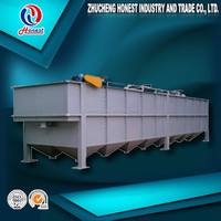 Precipitation air flotation waste water treatment equipment