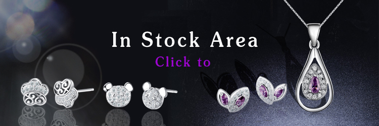 promotion !Stock 925 Sterling Silver for women shamballa stud earring