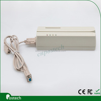 All in one Magnetic Chip card reader writer MCR200 for payment solution