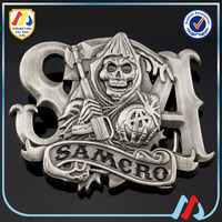 Wholesale Custom Metal 3D Die Casting Men Belt Buckle ,China Manufacturers Designer Belt Buckles For Men