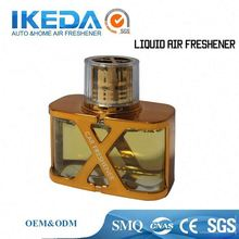 quality car perfume refill perfume own with logo