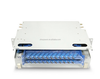 Chinese supplier 2 U rock-mount meterial cable distribution box,termination box ,FTTH BOX