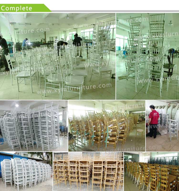 good price gold tube tiffany chair wholesale