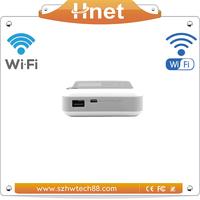 wireless wifi device router Pocket 4g LTE FDD WiFi hotspot Modem with travel power bank