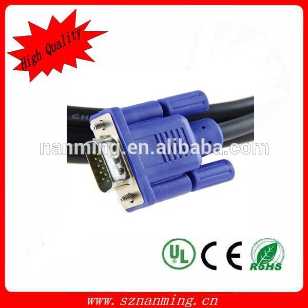 New Design Custom length vga installation cable