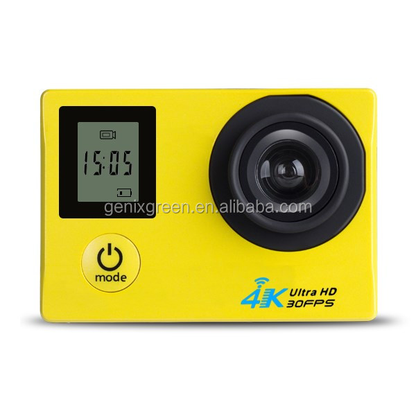 "hd 1080p sport mini dv action camera <strong>2</strong>.0"" LCD wide angle lens 30m waterproof"