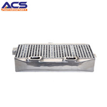 "High Efficiency In/Outlet 2.5"" Core Size 510x195x100 mm To Air Intercooler Kit With Fast Delivery"