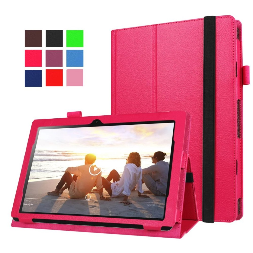 PU flip Leather Case pouch for Lenovo miix 310, tablet stand case for Lenovo Miix 310