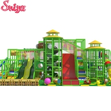 New design jungle theme children indoor play park playground