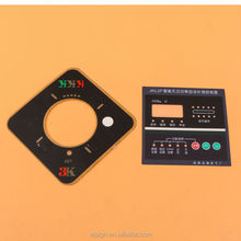 Control Electrical Panel Customized Adhesive Label For Electronic Appliance