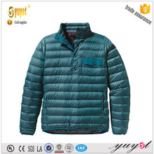 woman windproof casual packable nylon down clothing for winter
