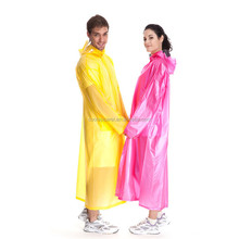 promotional fashion disposable pvc adult poncho raincoat