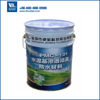 powdery water solidified cement based swimming pool waterproof paint