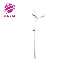 China low price panel systems power solar street light