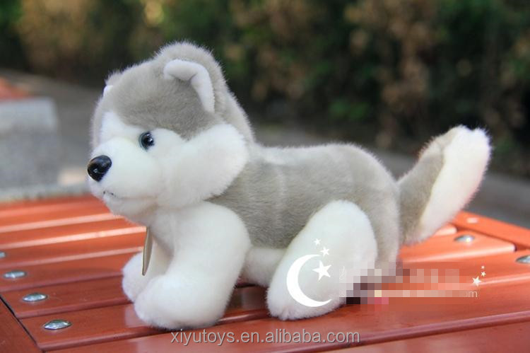 singing dog musical moving plush toy