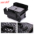 Yaeshii professional aluminum beauty rolling trolley case train cosmetic makeup Suitcase  with wheels