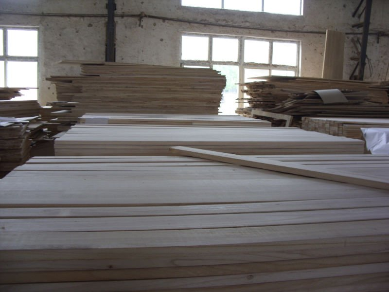 Paulownia finger jointed board