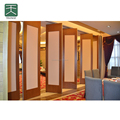 High Quality Modern Movable Sliding Partition Walls