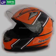 ABS material ECE New Model Racing Motorcycle Full Face Helmet