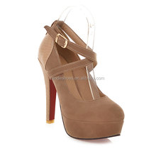 latest dress designs ladies high heel shoes wedding party women' shoe