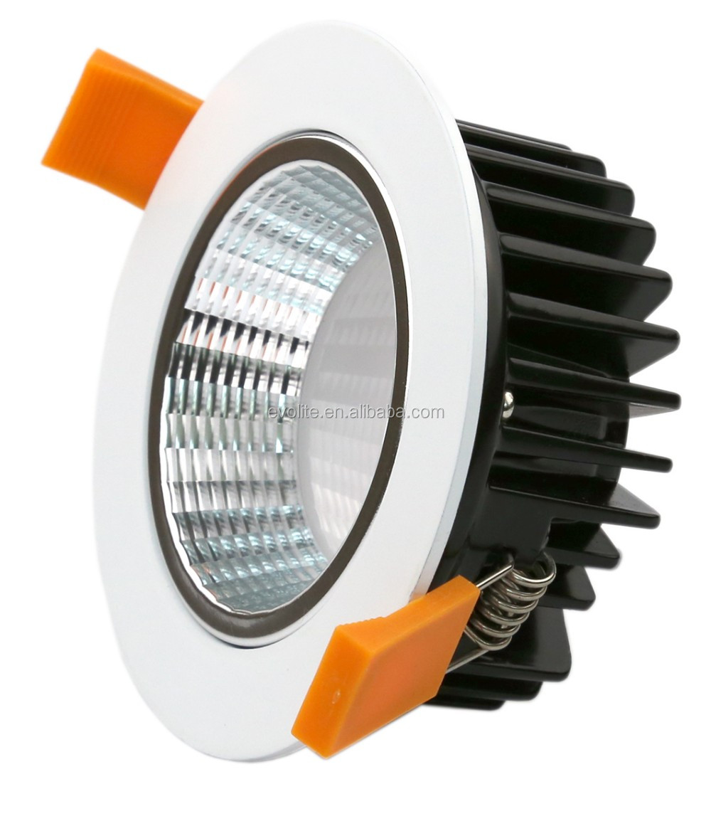 13w Dimmable IP44 90mm cut out Australian Standard Led down light