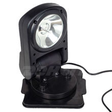 Wireless remote control HID search light off road HID work light P001