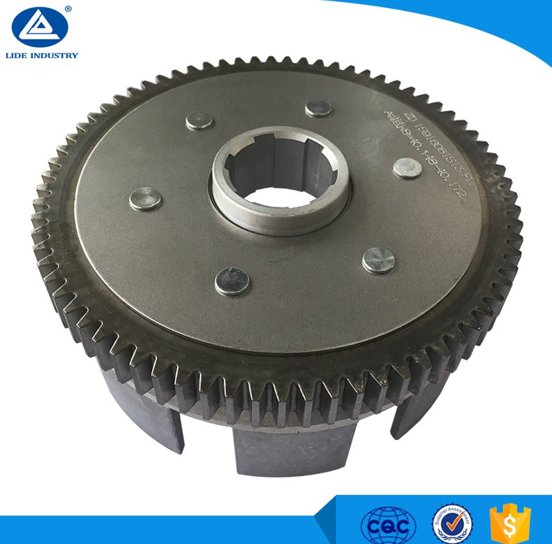 Wholesale Motorcycle or Three Wheeler Spare Parts 200cc Clutch Cover SB150
