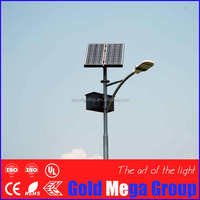 100W 120w Solar waterproof led street light High Quality 5 Years Warranty Meanwell Driver