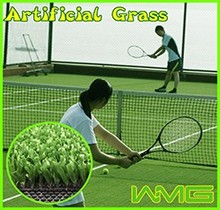 Cheap selling synthetic PE artificial grass for tennis court