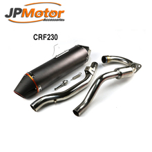 JPMotor - motorcycle 38mm muffler exhaust system CRF230