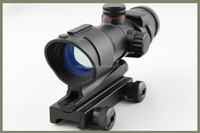 HD-2A 1X32 Chinese ACOG Red /Green Dot laser sight rifle Scope