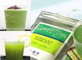"Instant Green Tea with Sugar , Japanese Instant Powder tea ""MORIHAN"""