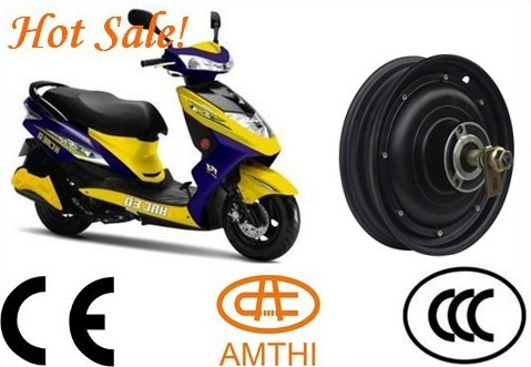 Electric Motorycle Motor 500w, electric motor 72v, high power electric motorcycle hub dc motor, AMTHI