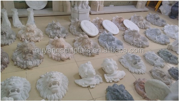 wall sculpture marble relief art