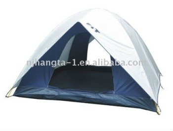 2-8 person Double Layer Camping Tent