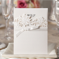 Production of nominated brand groom and bride wedding invitation cards
