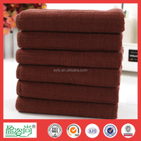 100% cotton fashion thick cannon bath towel wholesale
